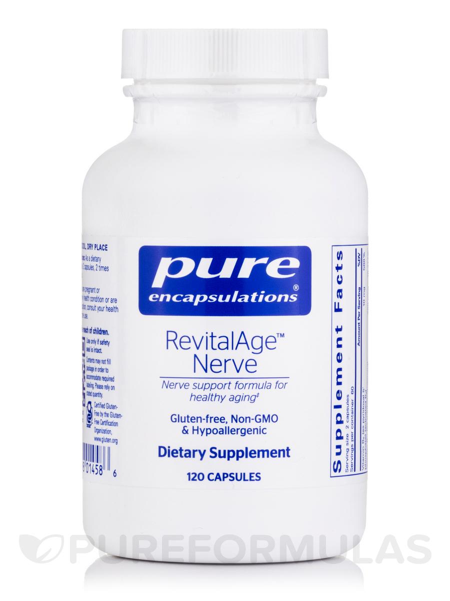 RevitalAge™ Nerve - 120 Capsules