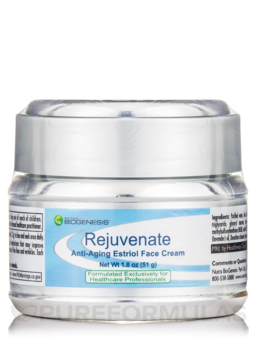 Rejuvenate (Anti-Aging Estriol Face Cream) - 2 oz (59 ml)