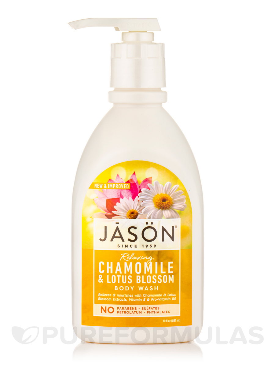 Relaxing Chamomile Body Wash - 30 fl. oz (887 ml)