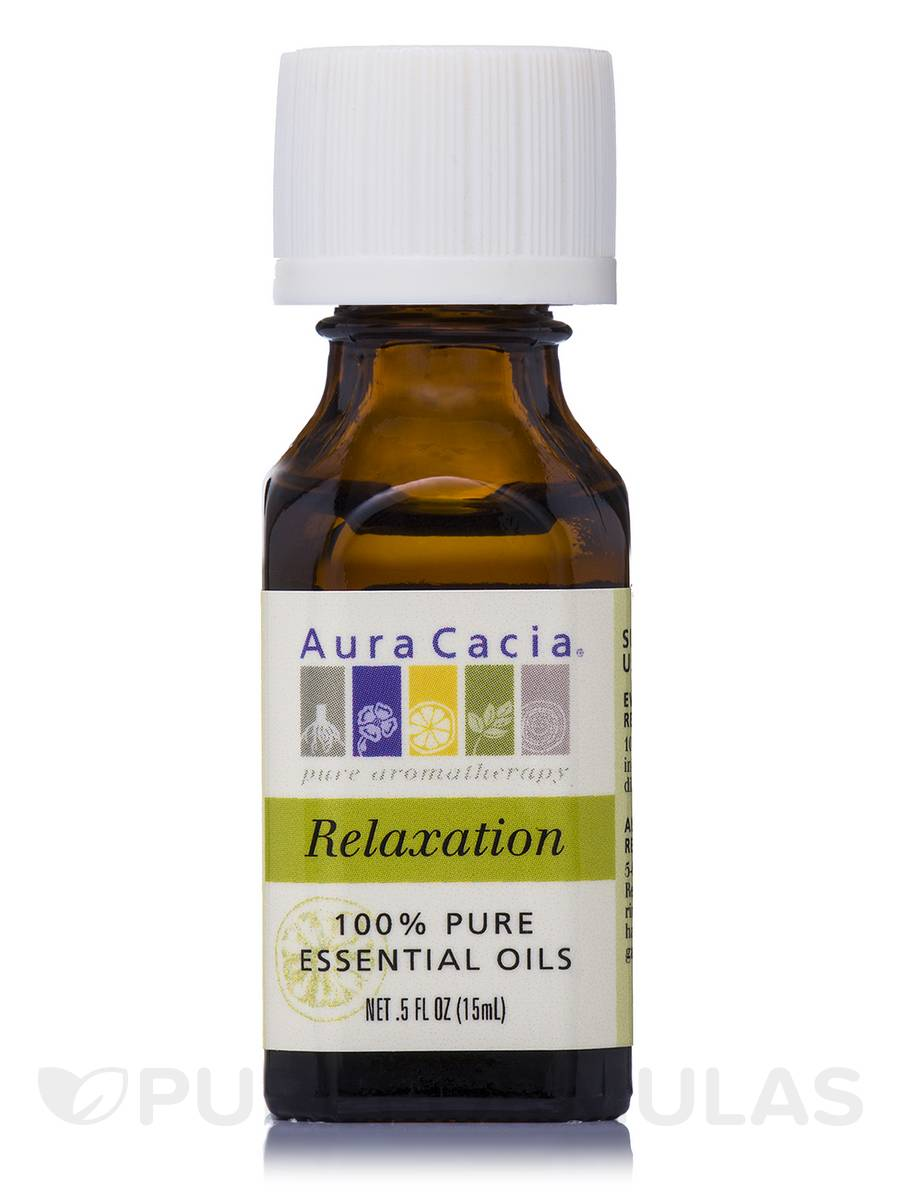 Relaxation Essential Oil - 0.5 fl. oz (15 ml)