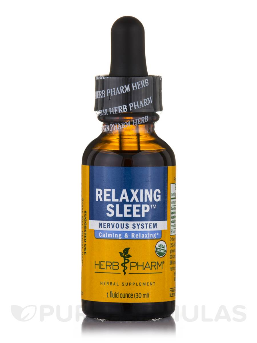 Relaxing Sleep Calming and Sedating - 1 fl. oz (30 ml)