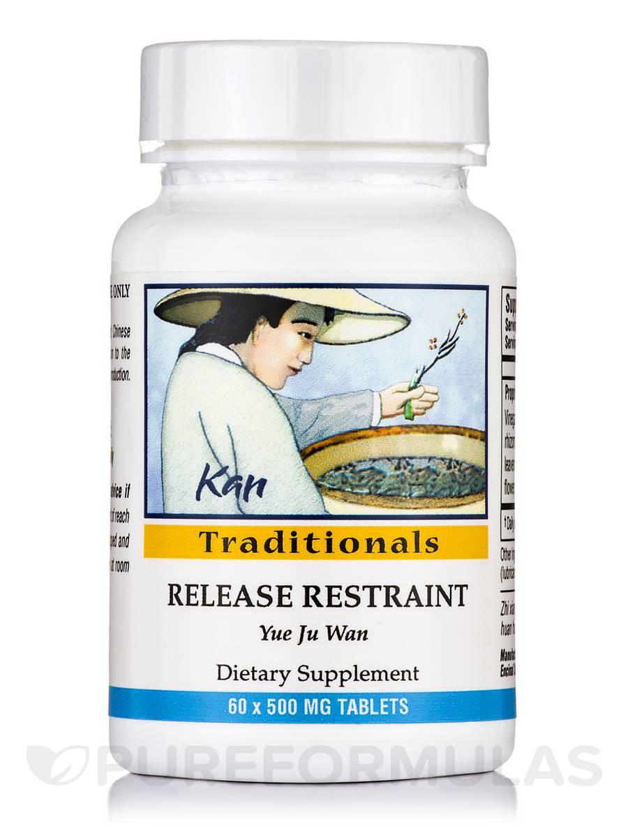 Release Restraint 500 mg - 60 Tablets