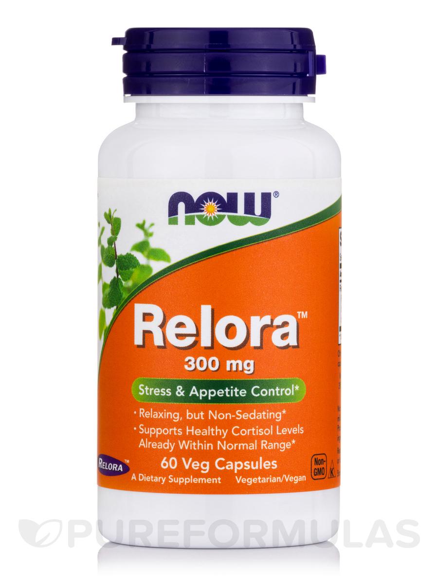 Relora® 300 mg - 60 Veg Capsules