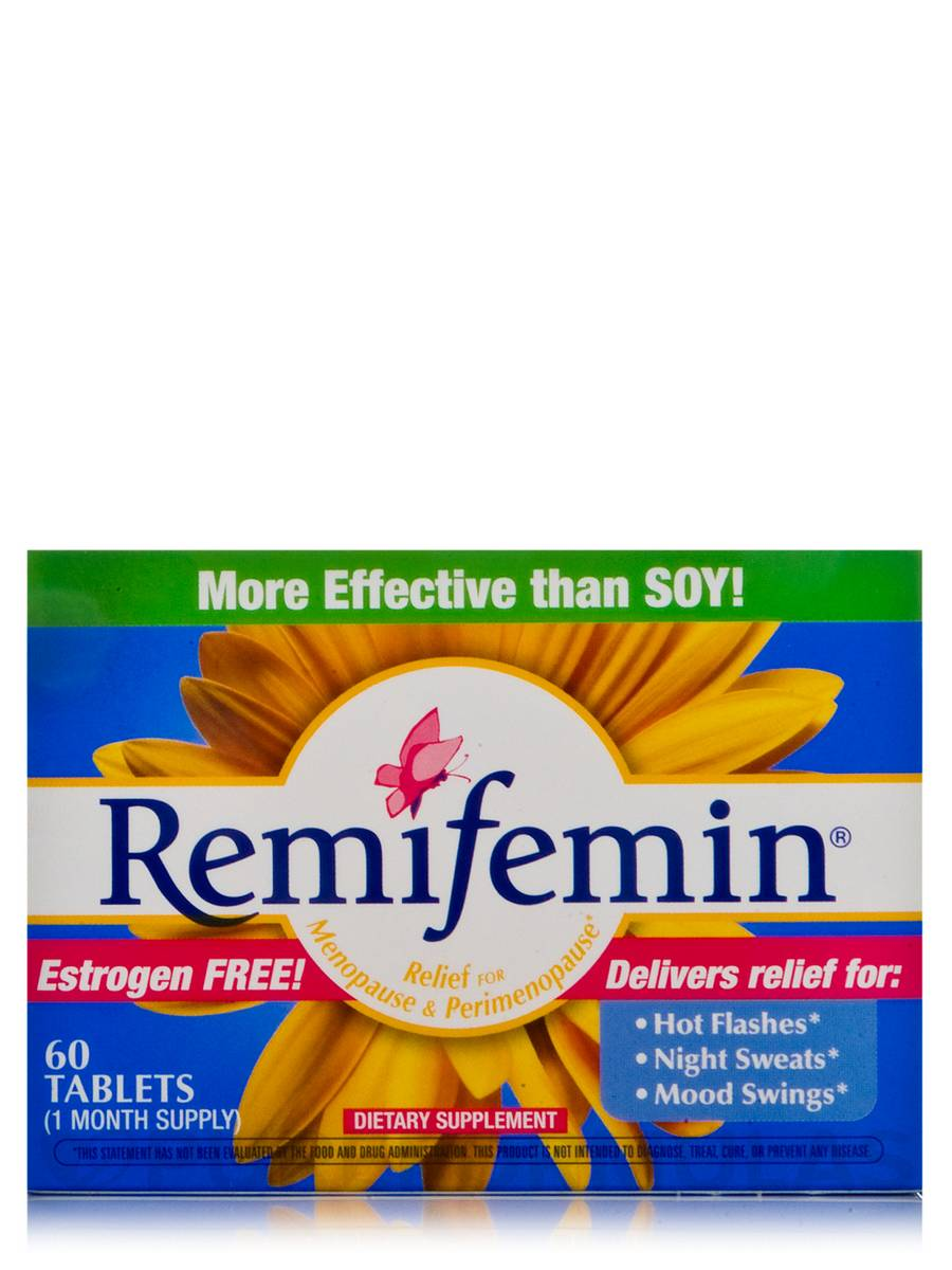 Remifemin - 60 Tablets