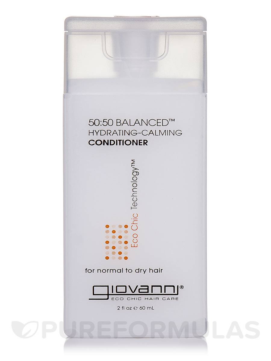 Hydrating-Calming 50/50 Balanced Conditioner - 2 fl. oz (60 ml)