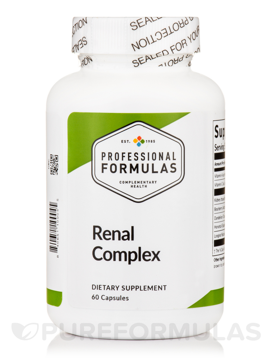 Renal Complex - 60 Capsules