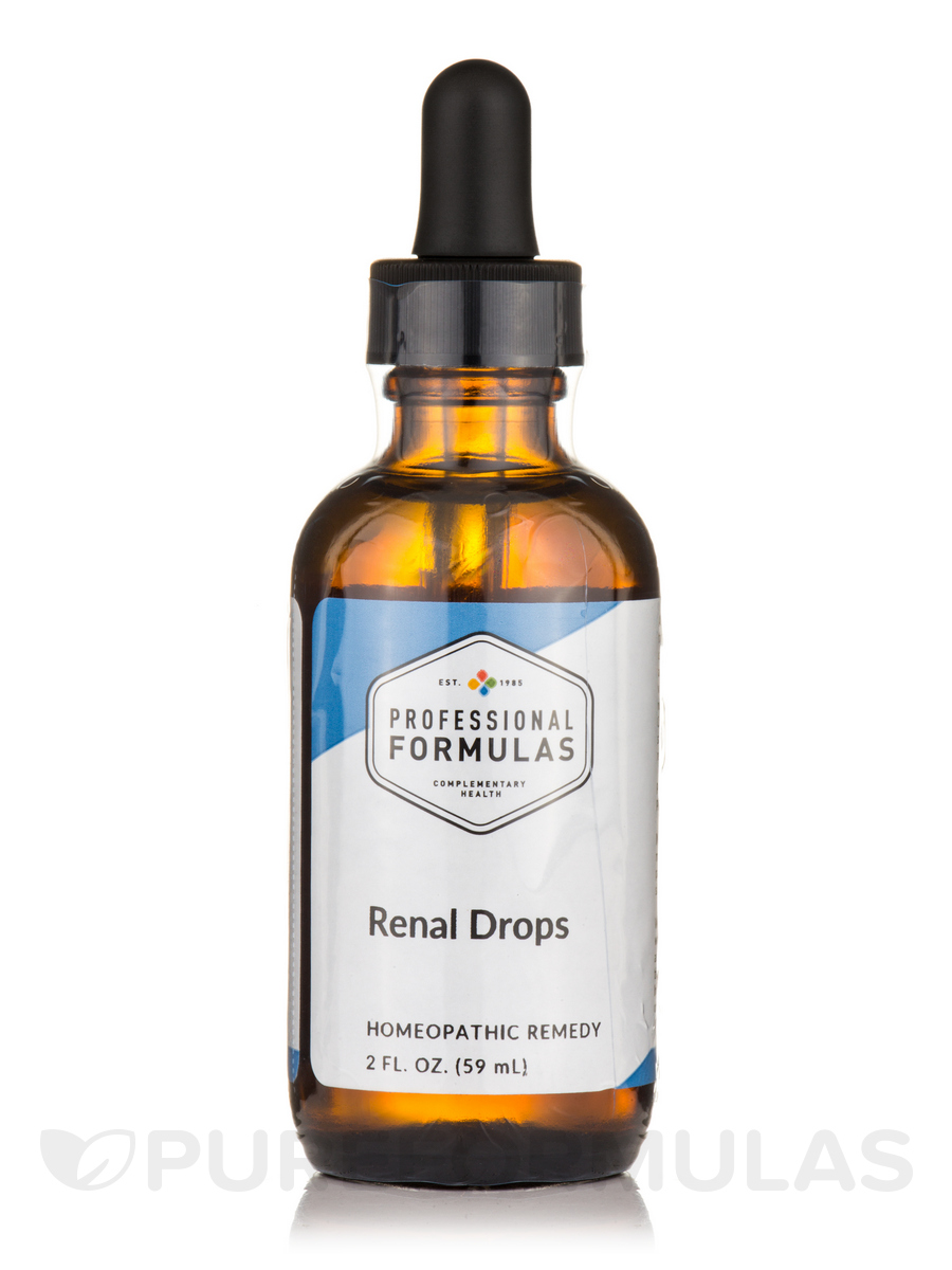 Renal Drops - 2 fl. oz (60 ml)