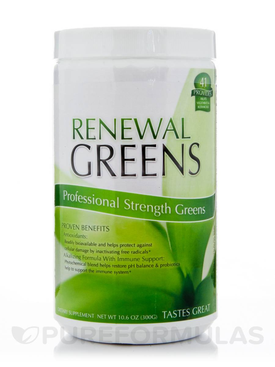 Renewal Greens - 10.6 oz (300 Grams)