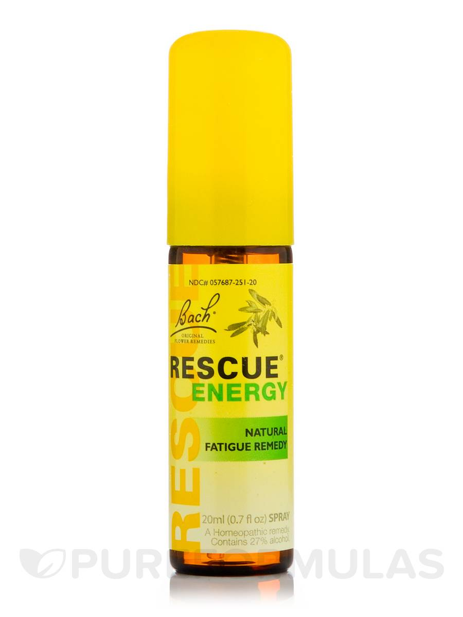 Rescue Energy - 0.7 fl. oz (20 ml)