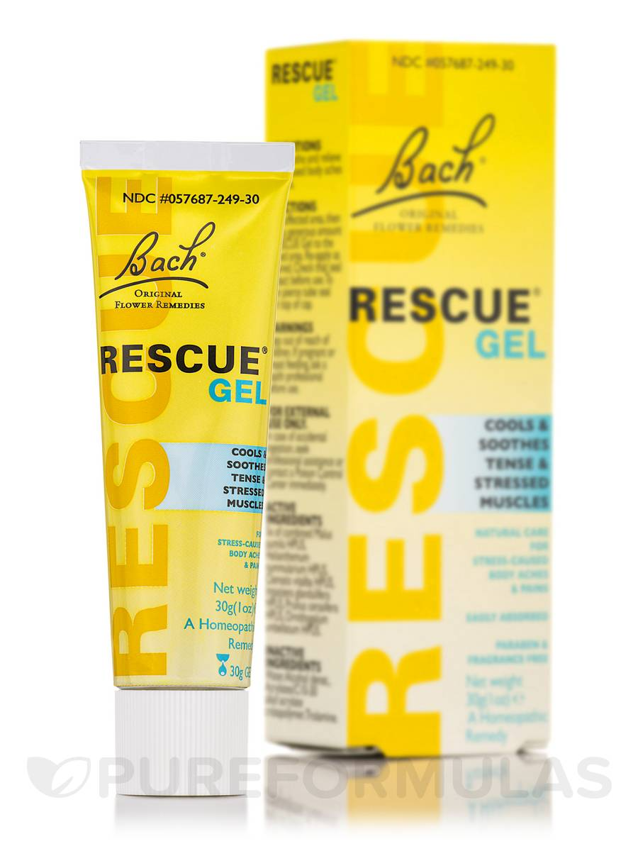 Rescue® Gel - 1 oz (30 Grams)