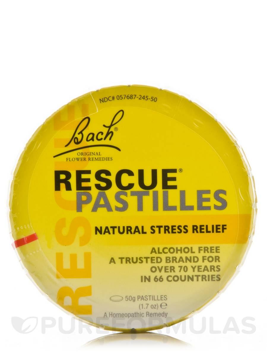 Rescue Pastilles - 1.7 oz (50 Grams Pastilles)