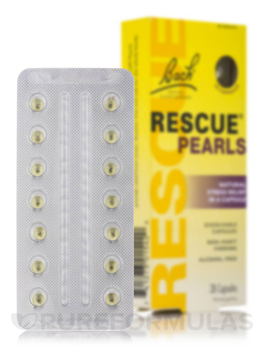 Rescue Pearls - 28 Capsules