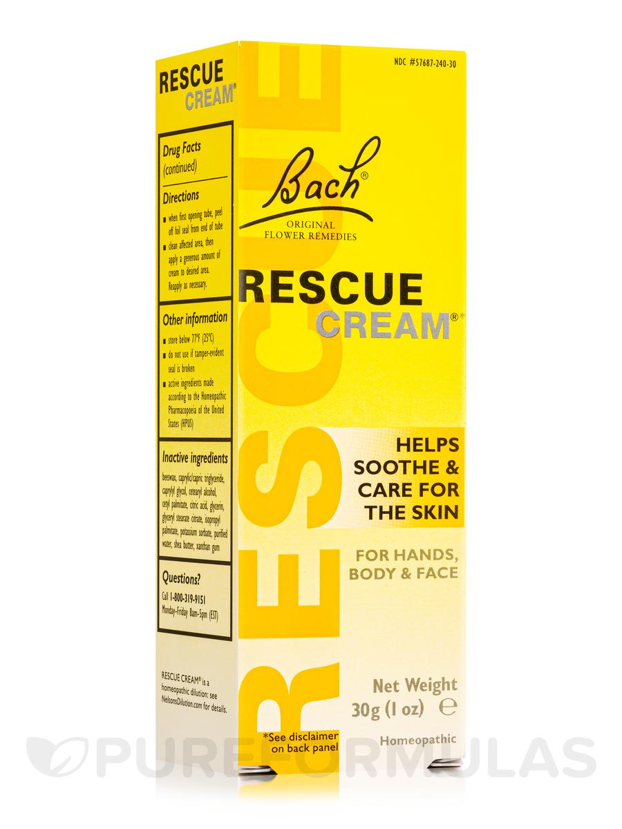 Rescue Cream - 1 oz (30 Grams)