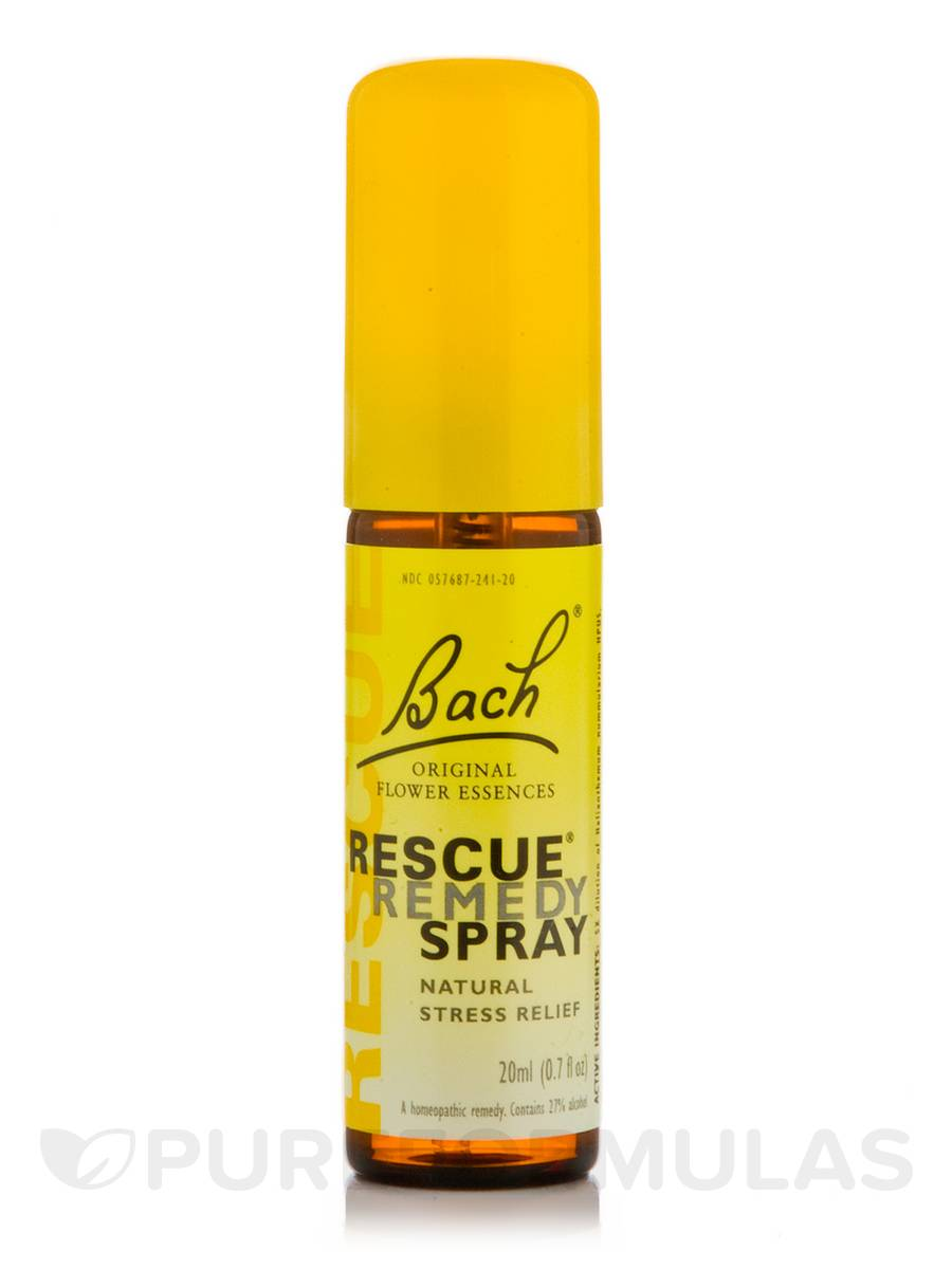 Rescue Remedy Spray - 0.7 fl. oz (20 ml)