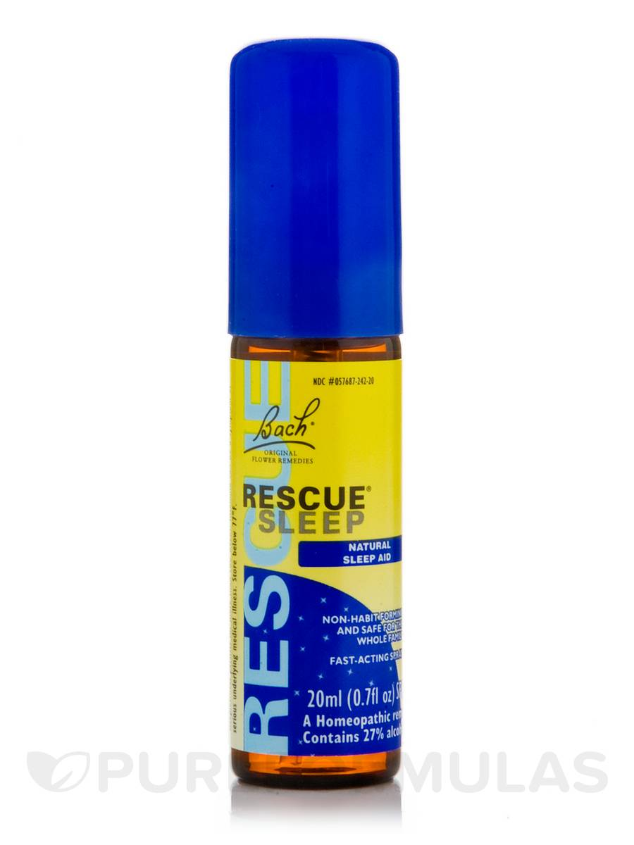 Rescue Sleep Spray - 0.7 fl. oz (20 ml)