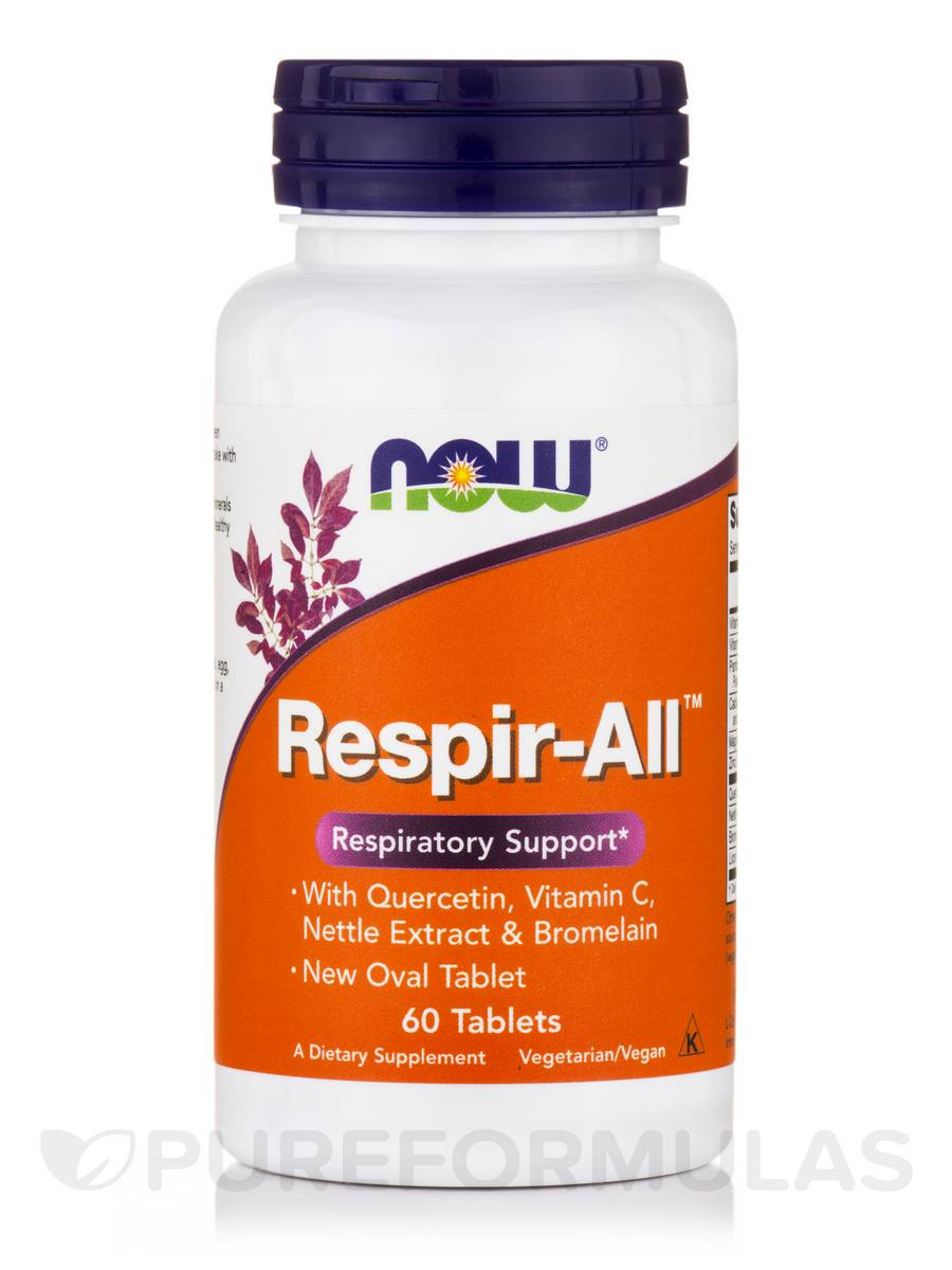 Respir-All - 60 Tablets