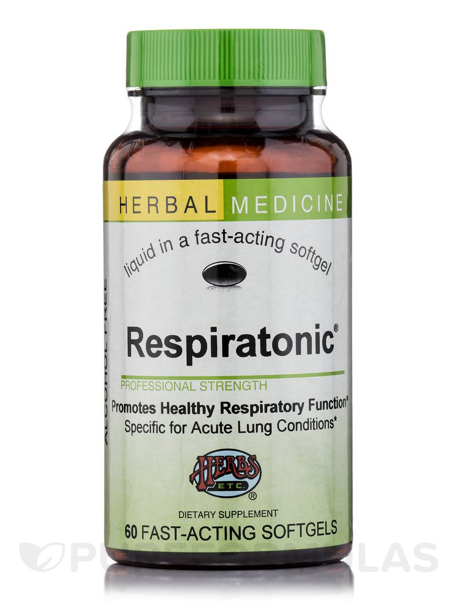 Respiratonic® - 60 Softgels