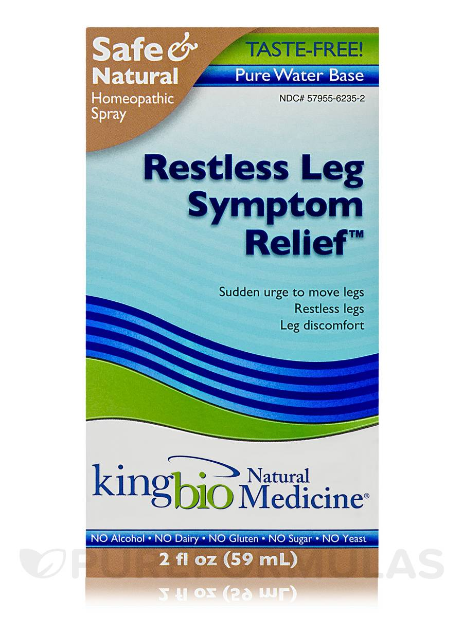 Restless Leg Symptom Relief - 2 fl. oz (59 ml)
