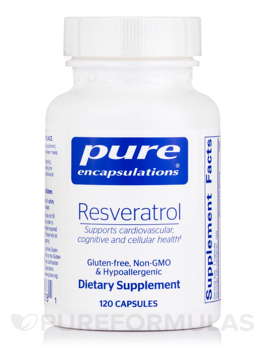 Resveratrol - 120 Capsules