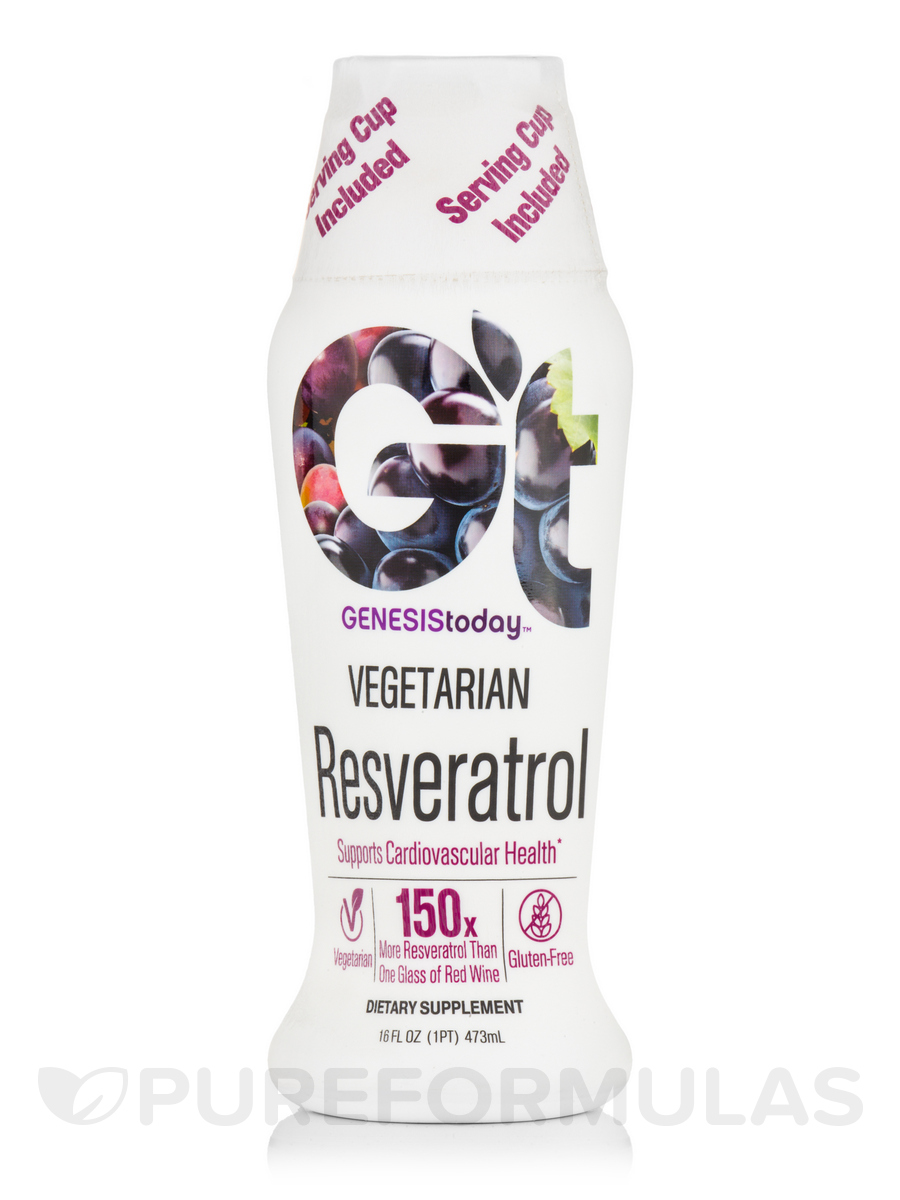 Resveratrol - 16 fl. oz (473 ml)