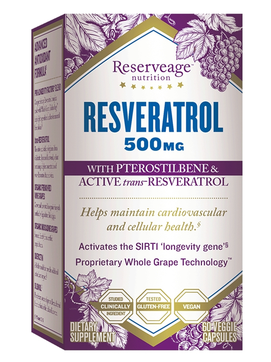 Resveratrol 500 Mg For Sale