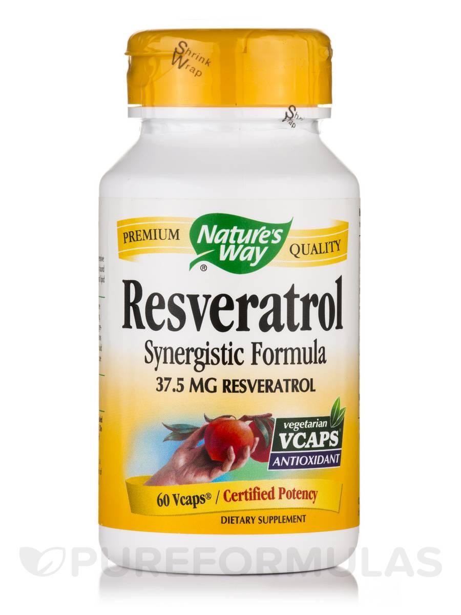 Resveratrol - 60 VCaps