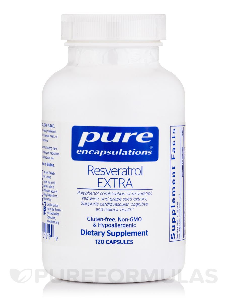 Resveratrol EXTRA - 120 Capsules