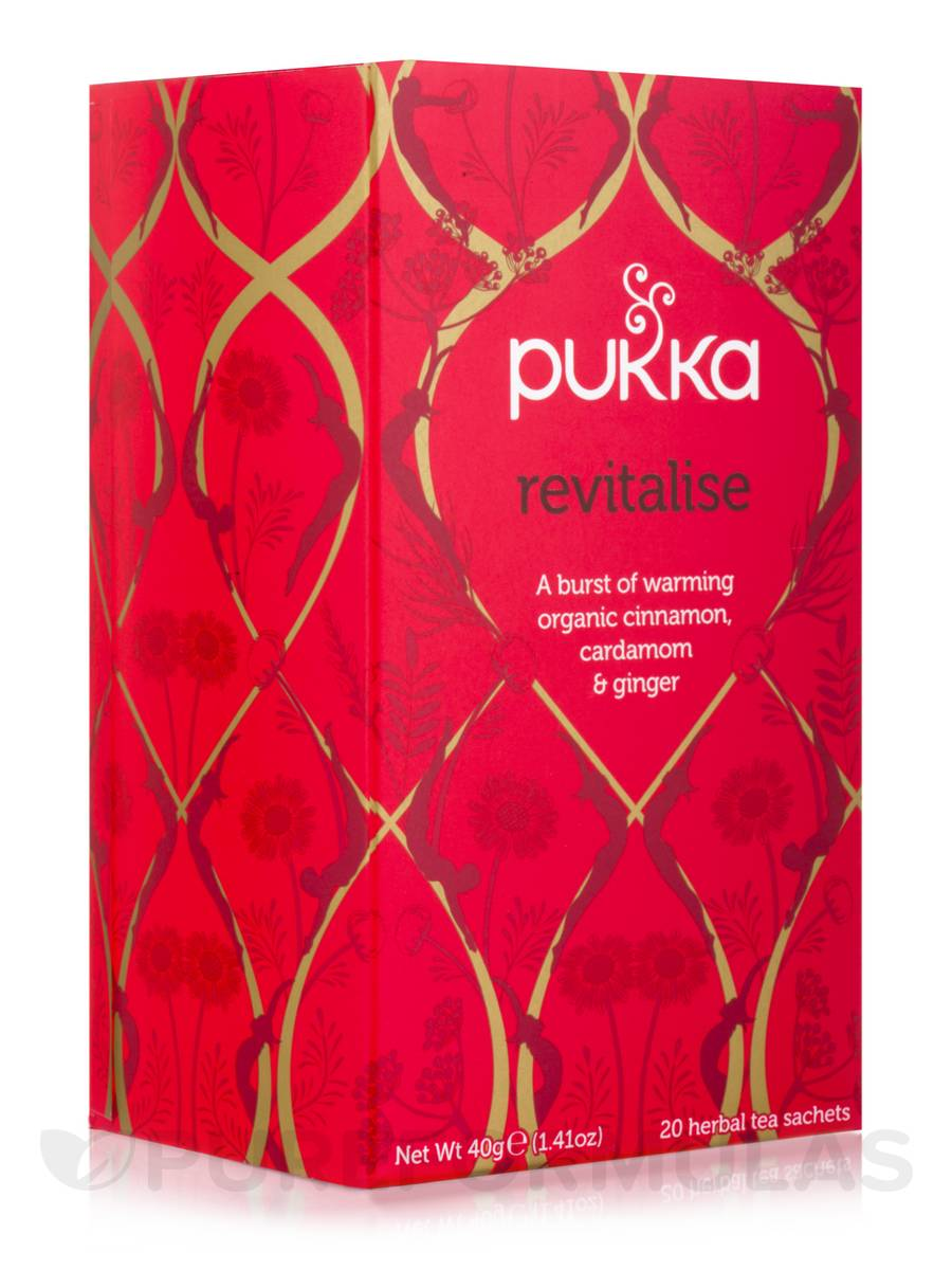 Revitalise Tea - 20 Sachets
