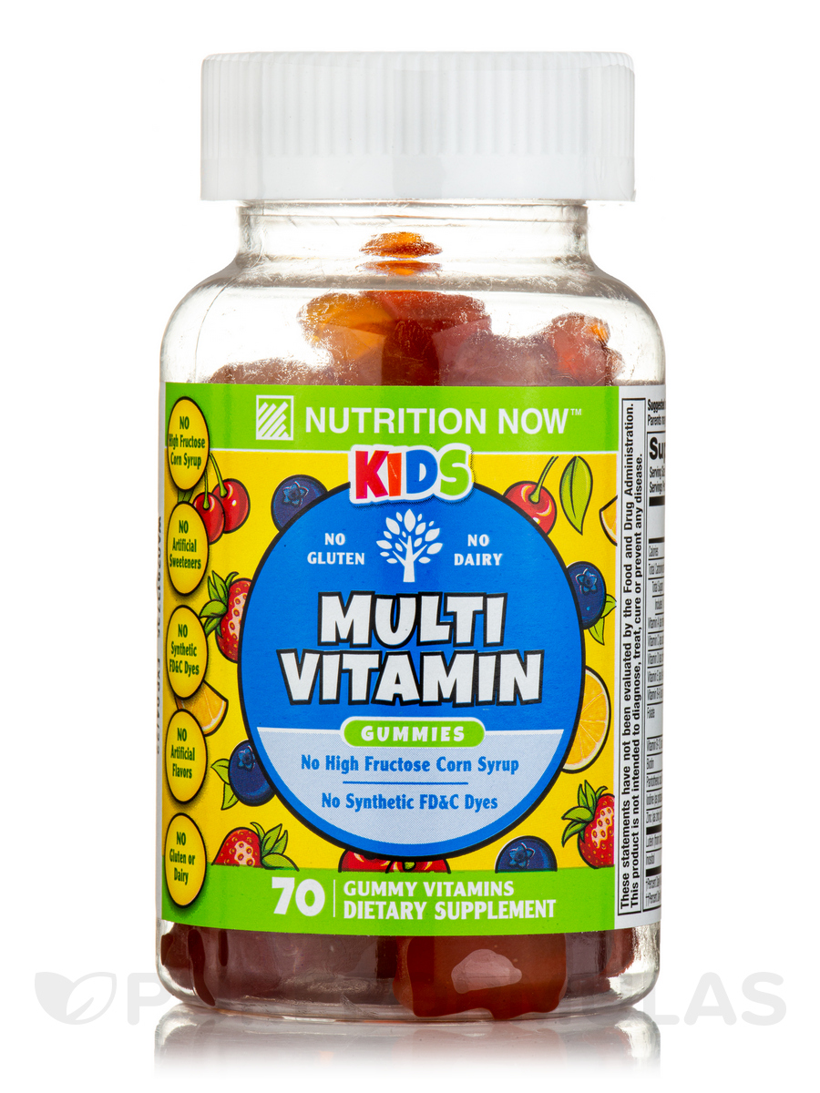 Rhino Multi-Vitamin™ (Assorted Flavors) - 70 Gummies