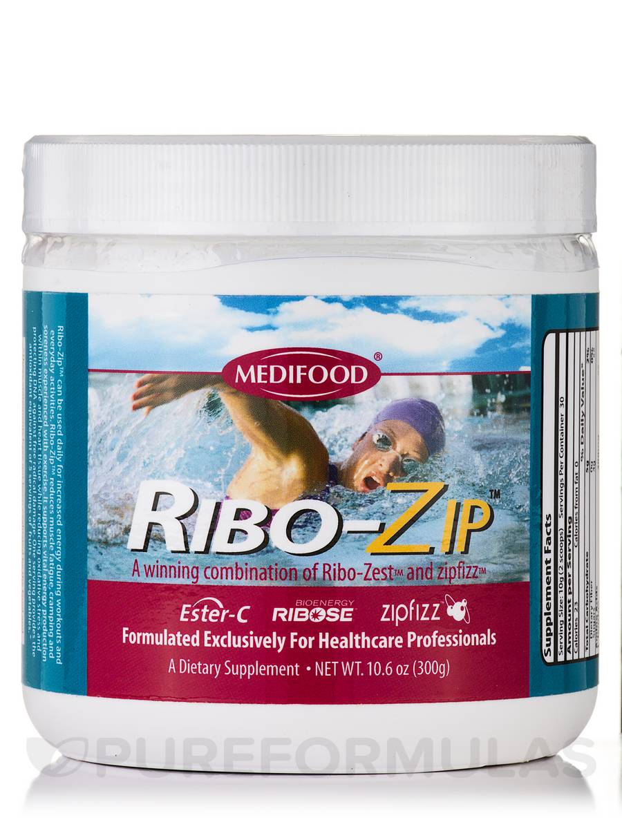 Ribo Zip - 10.6 oz (300 Grams)