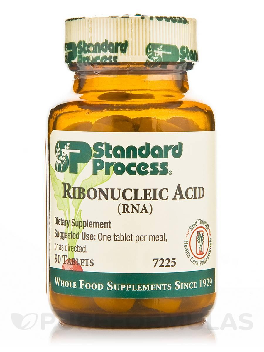 Ribonucleic Acid (RNA) - 90 Tablets