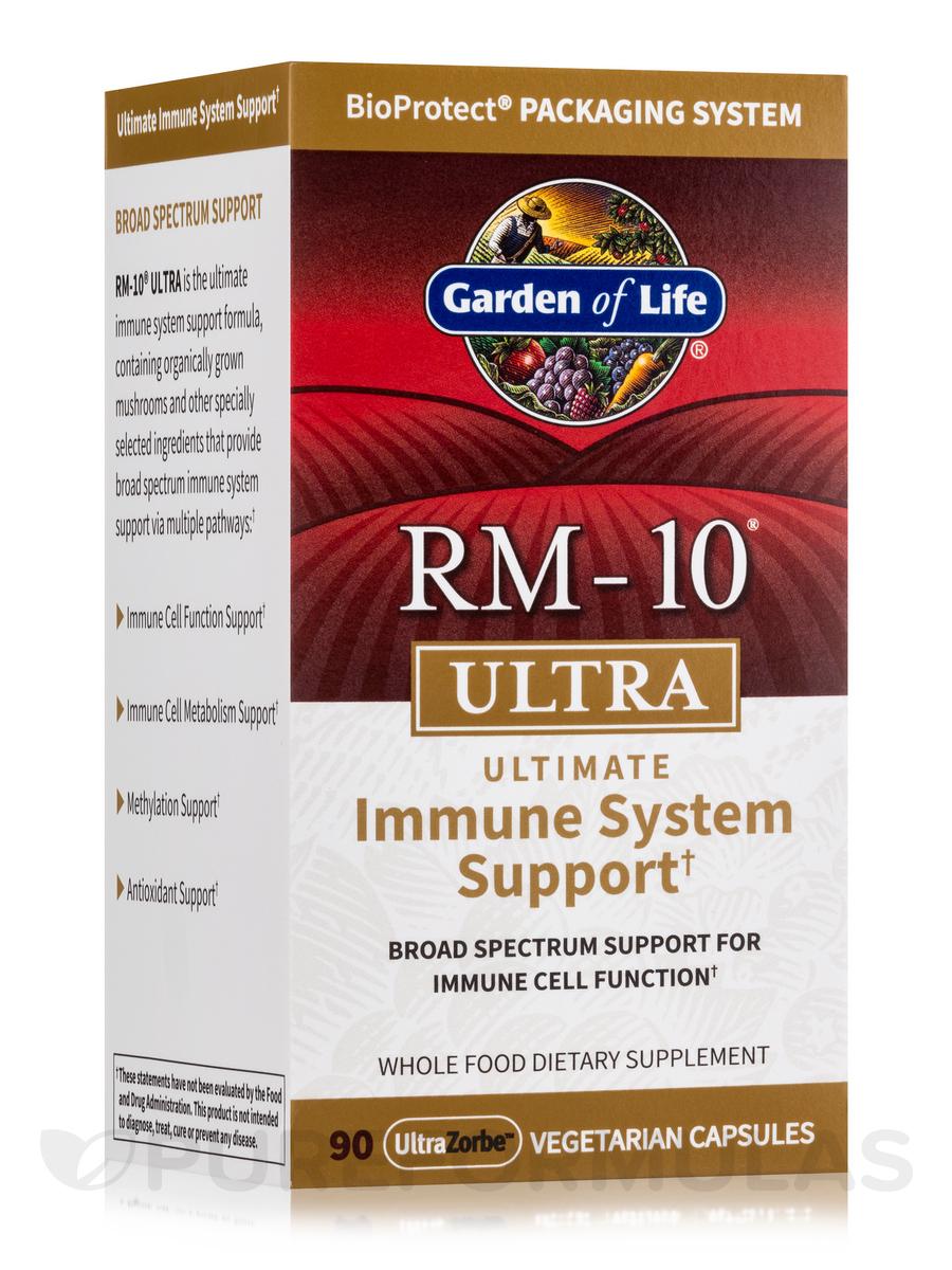 RM-10® ULTRA - 90 Vegetarian Capsules