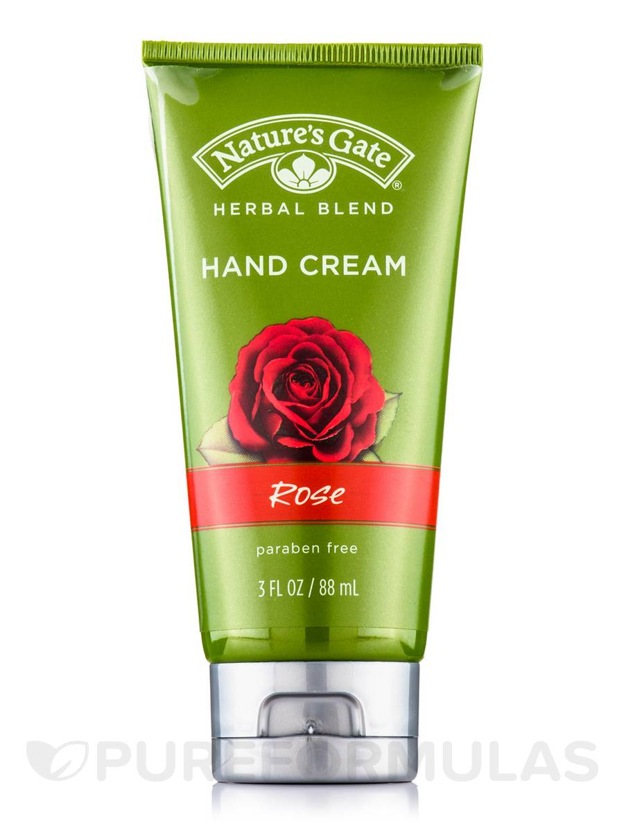 Rose Hand Cream - 3 fl. oz (88 ml)