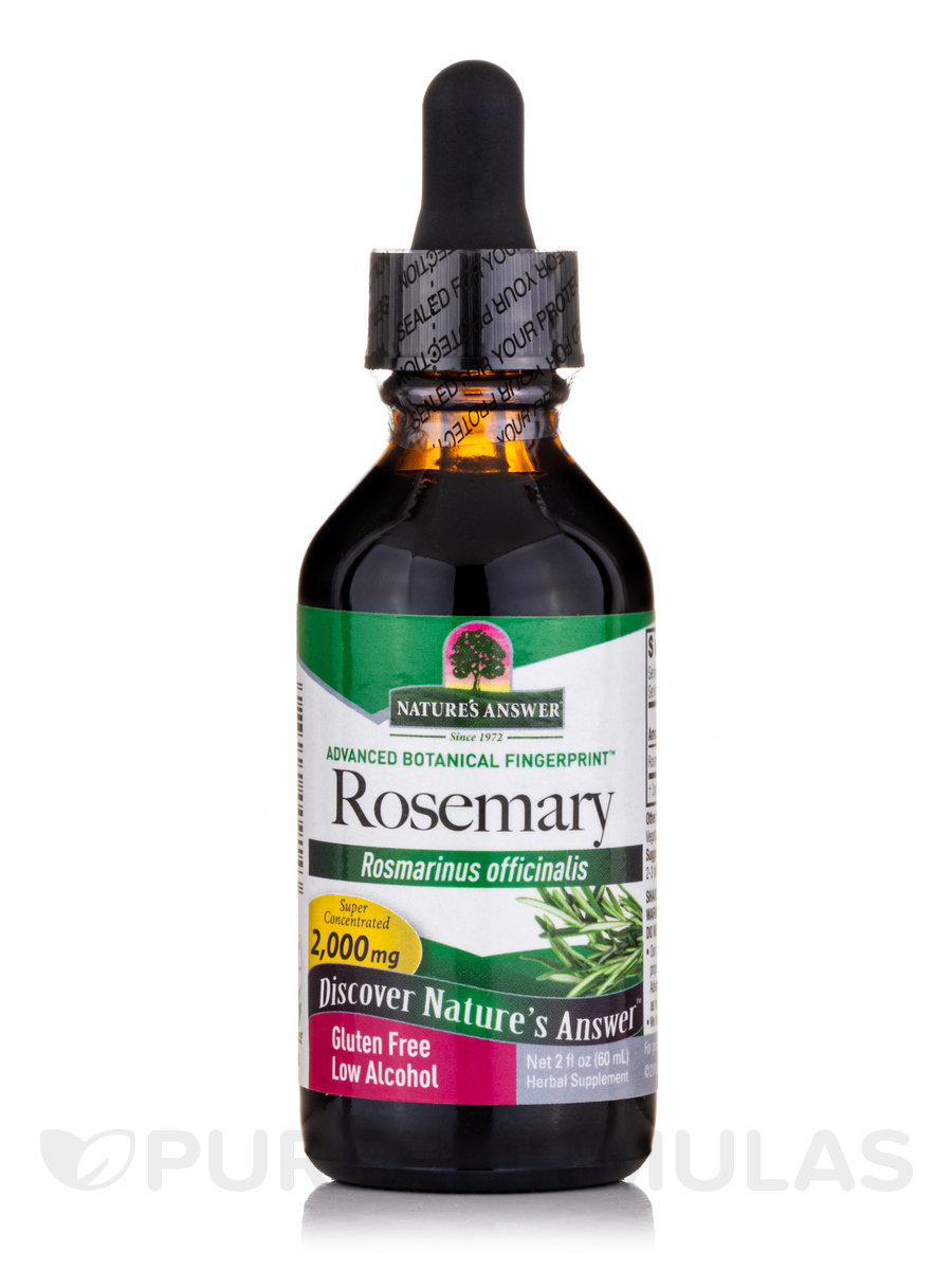 Rosemary Leaf Extract - 2 fl. oz (60 ml)