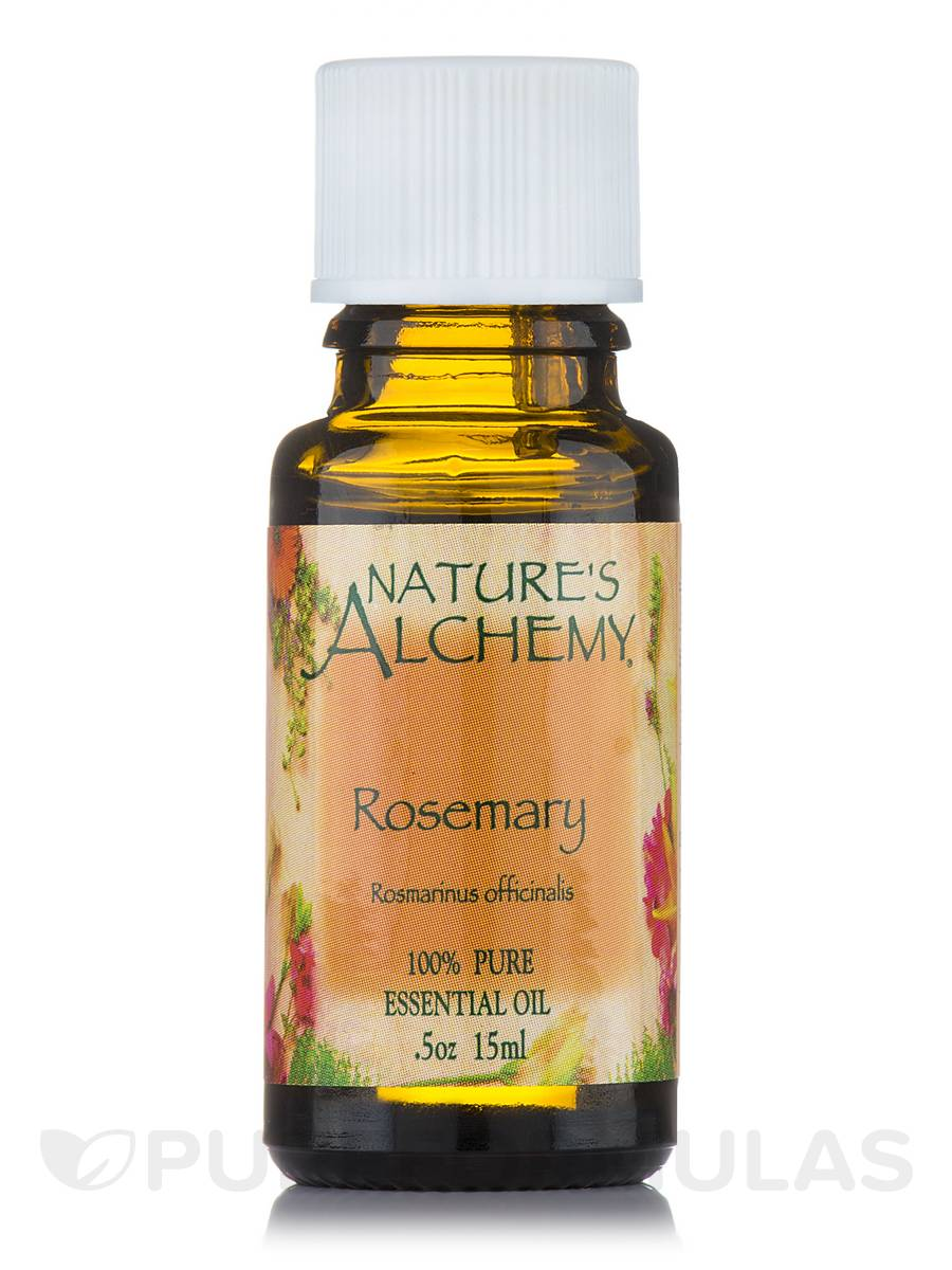 Rosemary Pure Essential Oil - 0.5 oz (15 ml)