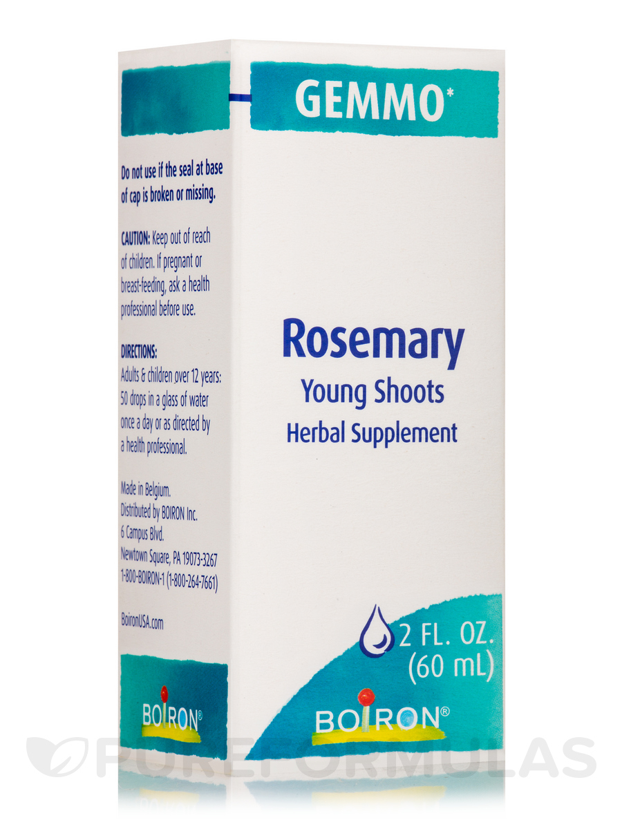 Rosemary/Rosmarinus Officinalis 1DH - 2 fl. oz (60 ml)