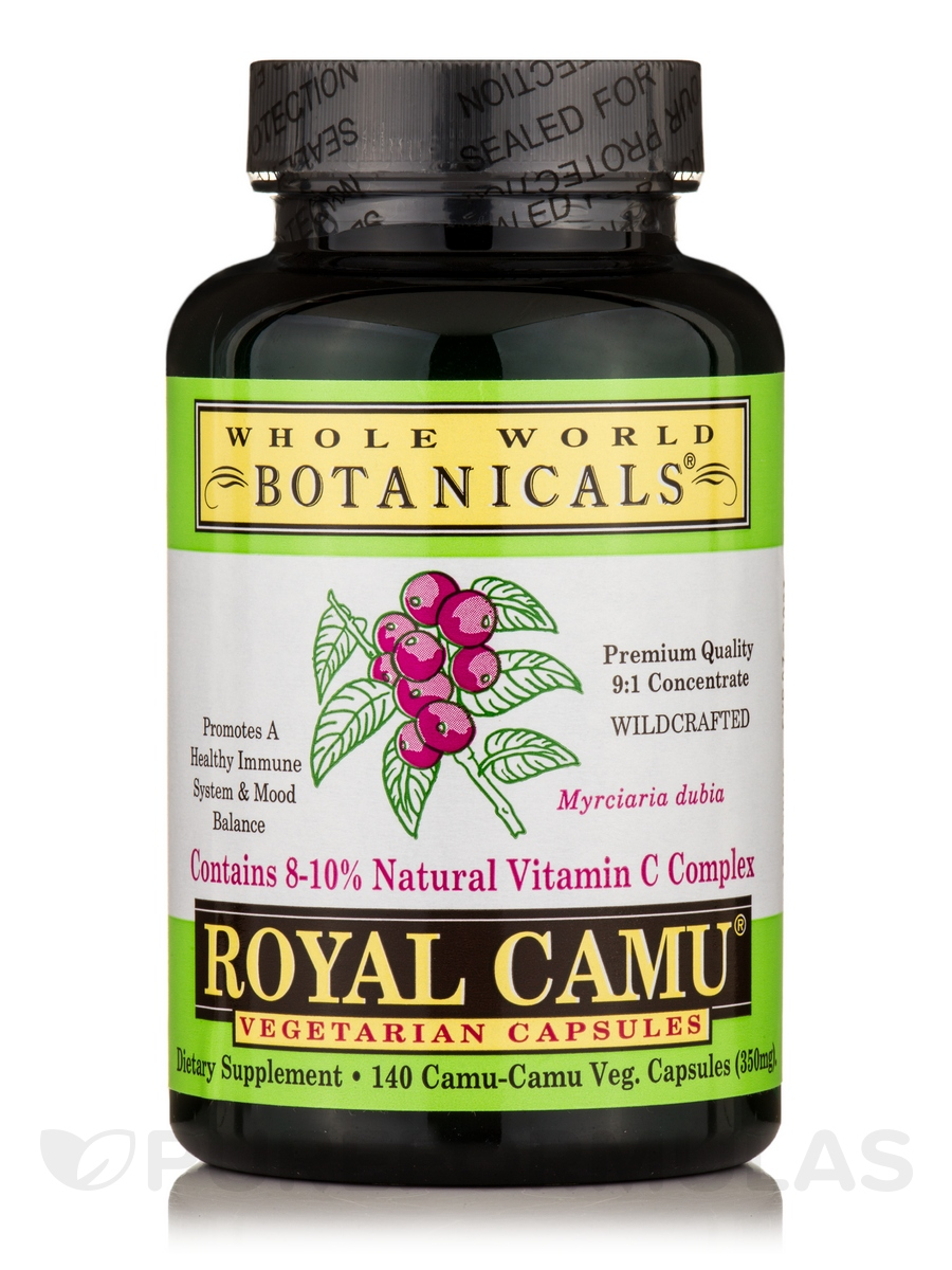 Royal Camu - 140 Capsules