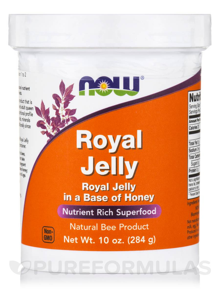 Royal Jelly - 10 oz (284 Grams)
