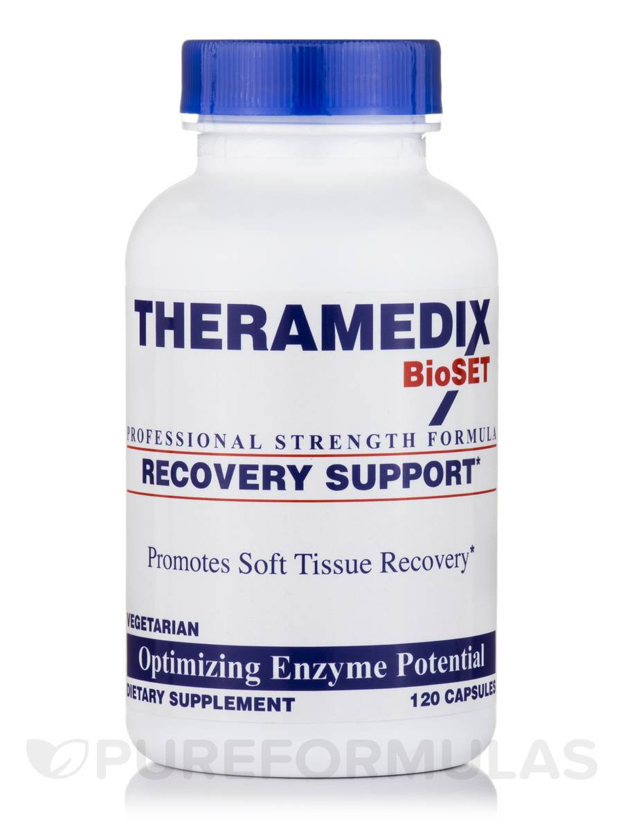 Recovery Support - 120 Vegetarian Capsules