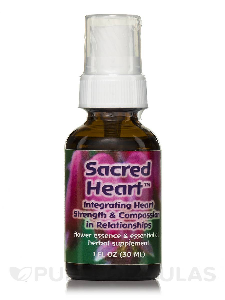 Sacred Heart Spray - 1 fl. oz (30 ml)