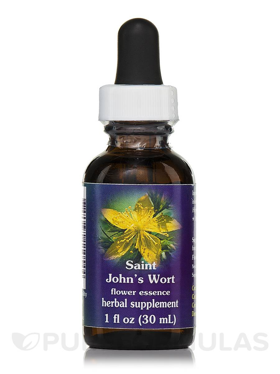 Saint Johns Wort Dropper - 1 fl. oz (30 ml)