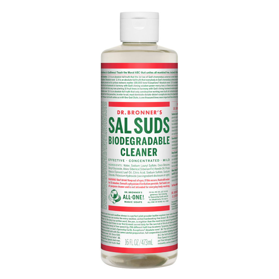 Sal Suds All Purpose Cleaner-Liquid - 16 fl. oz (473 ml)