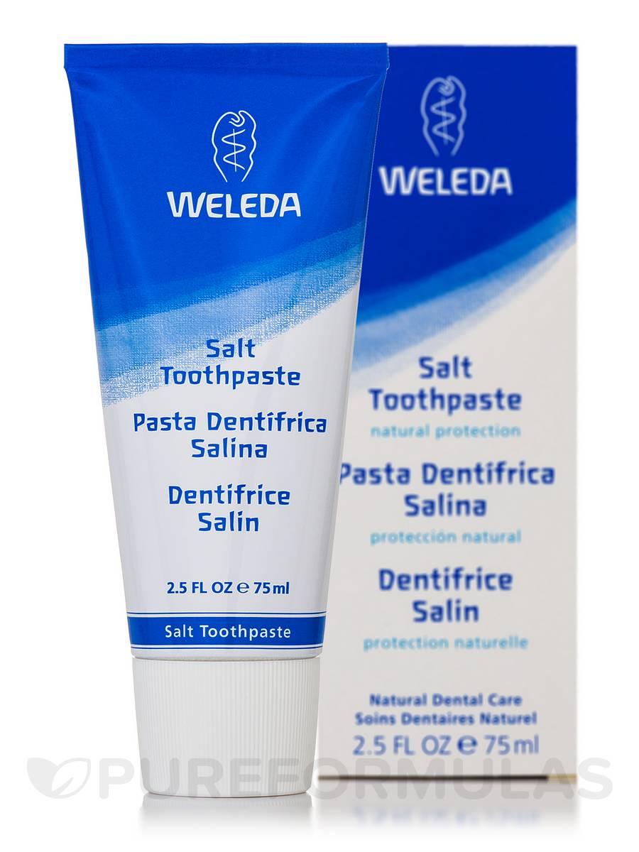 Salt Toothpaste - 2.5 fl. oz (75 ml)
