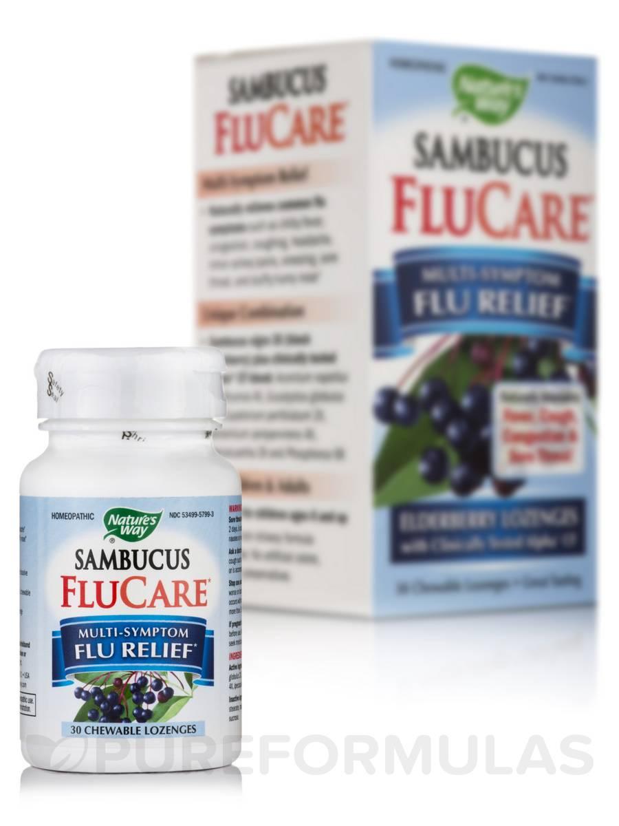 Sambucus FluCare - 30 Chewable Lozenges