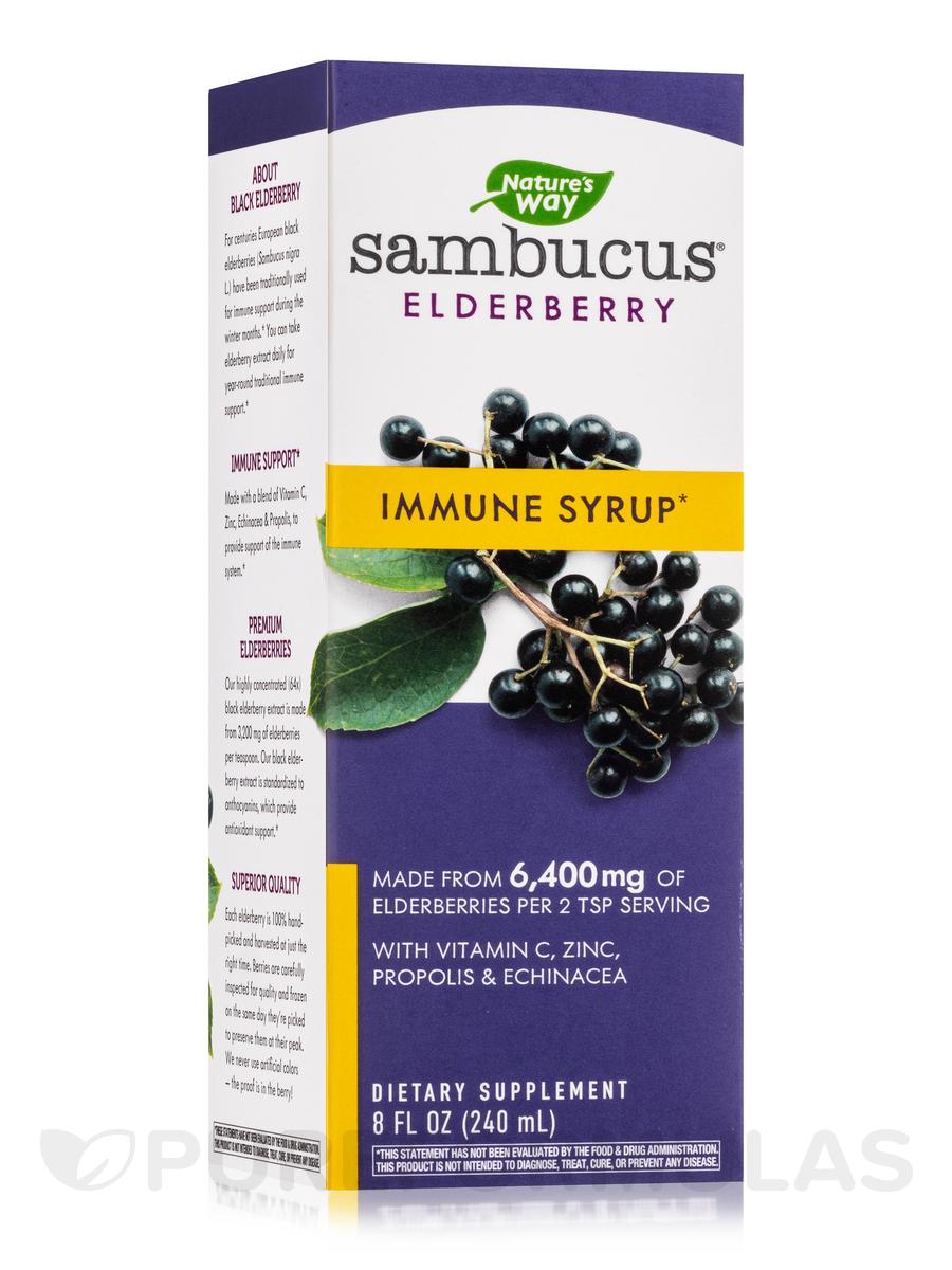 Sambucus Immune Syrup - 8 fl. oz (240 ml)