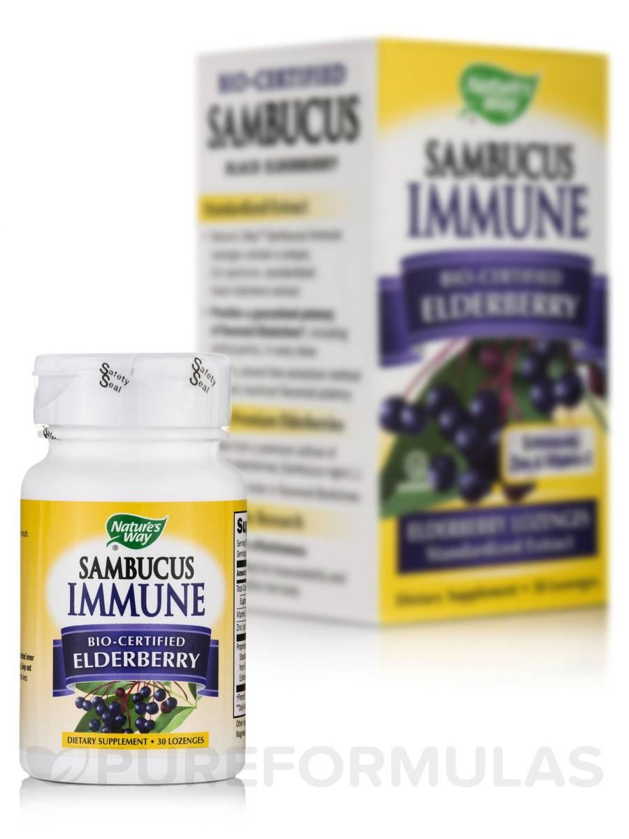 Sambucus Immune System - 30 Lozenges