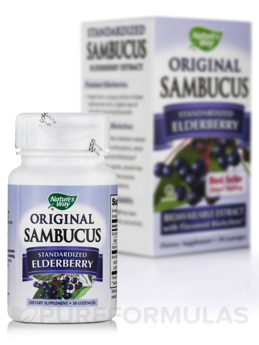 Sambucus Original - 30 Lozenges