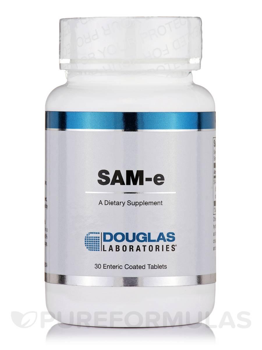 SAM-e - 30 Enteric Coated Tablets