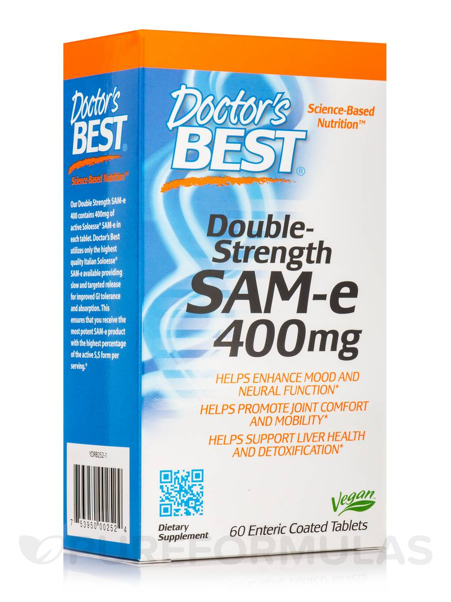 Strength sam e 400 mg 60 enteric coated tablets double strength sam e 400 mg 60 enteric coated tablets falaconquin
