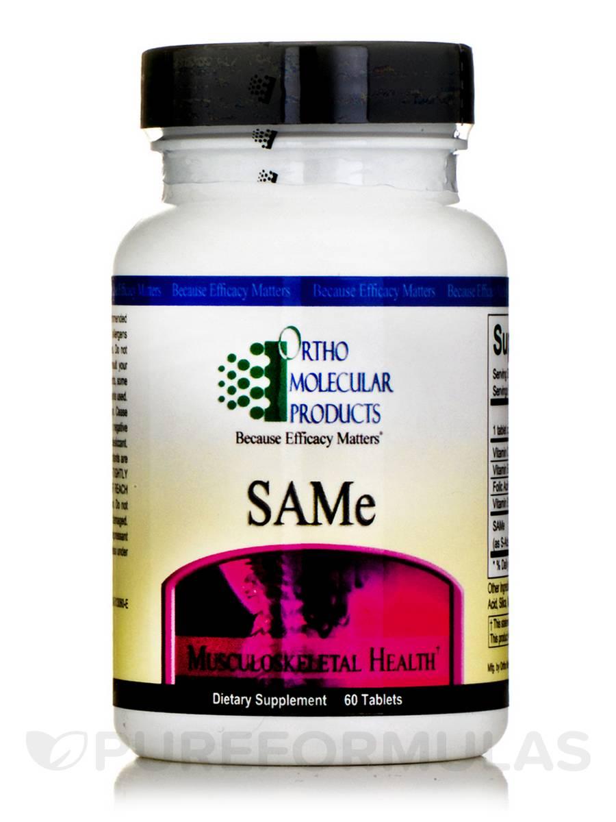 SAMe - 60 Tablets
